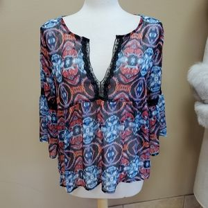 New Petticoat Alley Blouse